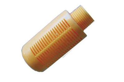 空壓塑膠消音器 1/ 8PT 台中市