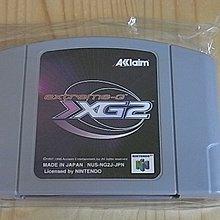【小蕙生活館】N64日版卡帶 ~ Extreme-G XG2 極限摩托車-G 2