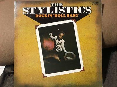 THE STYLISTICS - Rockin Roll Baby  西洋 黑膠唱片