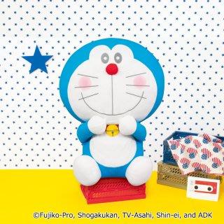 4165本通 日本 景品 FYURU 哆啦A夢 絨毛娃娃 坐姿 AMU-PRZ10236 下標前請詢問