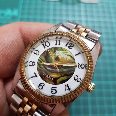 <行走中>絕版 蠔式大型 男錶 石英錶 ☆ 另有 飛行錶 水鬼錶 SEKIO TITONI CITIZEN TELUX CK IWC 機械錶 G08
