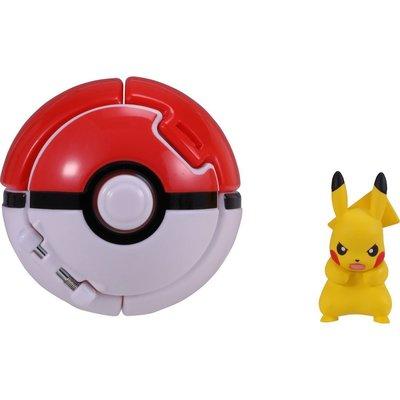 41+免運費 寶可夢精靈 寶貝球 公仔 玩具 兩款任選 #小日尼三 團購 批發 有優惠#