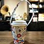 環保飲料袋 超商咖啡提袋 手摇飲料袋  喵星人
