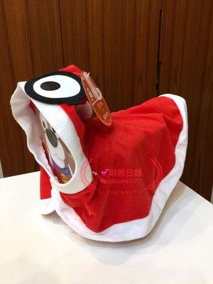 《啾啾日舖》現貨 日本 3COINS*Minion 小小兵 聖誕老公公 聖誕服裝 聖誕節 造型 小中型犬、貓適用
