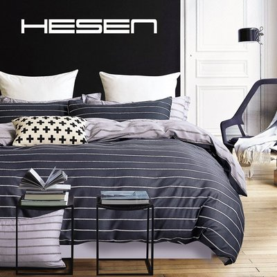 Claire Casa 台灣製 極致純棉 悠閒時光-單人兩件式床包枕套組