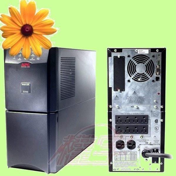 5Cgo【權宇】APC Smart-UPS SURTA3000XLTW USB & Serial 在線互動式 正弦波不斷
