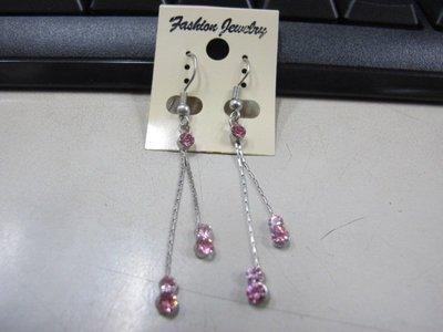 二手舖 NO.4482 時尚造型耳環 耳針 耳鉤 便宜賣 首飾飾品