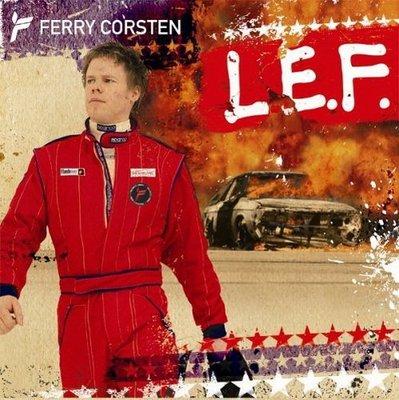 《絕版專賣》Ferry Corsten 費利高士頓 / L.E.F. 電音狂嘯