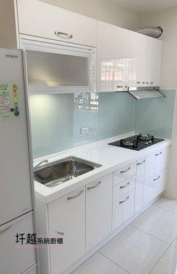 客製化廚具 3萬up~含瓦斯爐+油煙機~不鏽鋼檯面 人造石檯面~ 快洽~圲越系統廚櫃*
