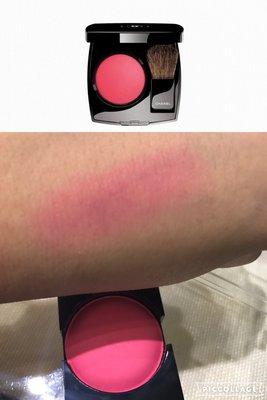 min~香奈兒Chanel 圓形腮紅 #360清甜 全新2016限量聖誕彩妝系列 限量發售