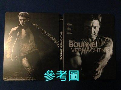 【BD藍光】神鬼認證 4:雙碟限量鐵盒版The Bourne Legacy(台灣繁中字幕)