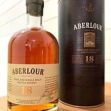 順豐站免郵🌹@ Aberlour 18 years 500ml  43% Single Malt Whisky  亞伯樂單一麥芽威士忌