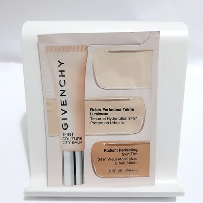 Givenchy 亮麗無瑕柔光粉底液 Teint Couture City Balm Radiant Perfecting Skin Tint 1ml
