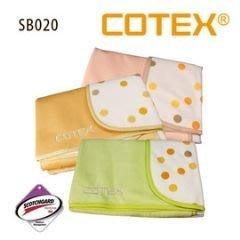 唯可媽媽╭☆COTEX 可透舒-幼兒防尿毯防尿墊70*100cm橘.粉.綠三色可選