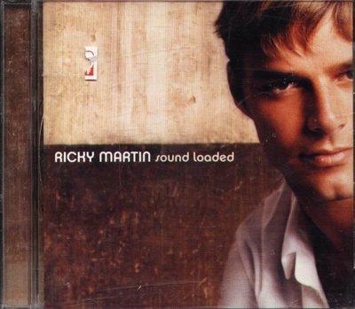 八八 - Ricky Martin - Sound Loaded