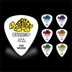 ☆唐尼樂器︵☆ DUNLOP TORTEX Wedge 烏克麗麗/木吉他/電吉他用/ Bass 電貝斯彈片 PICK