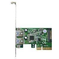 【開心驛站】伽利略 PTU312A PCI-E 4X USB3.1 2埠擴充卡.傳輸速度高達 10 Gbps