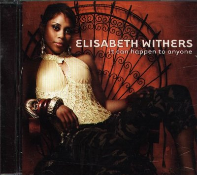 八八 - Elisabeth Withers - It Can Happen to Anyon -日版CD+1BOUNS