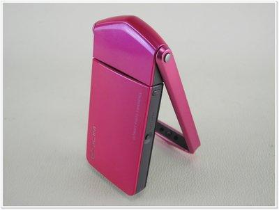 直購價 CASIO TR35 美顏升級 不敗自拍神機 (粉紅) 繁中 外觀約九成新│5A045