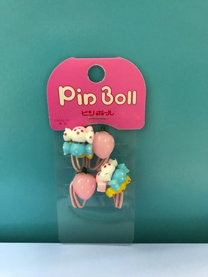 *Miki日本小舖*日本草莓&糖果造型 髮束/髮飾/髮圈 日本製 粉色