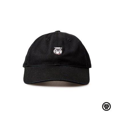 (MARVELOUS)SQUAD 2016 S/S Bulldog Peaked Cap 英鬥犬老帽 黑色