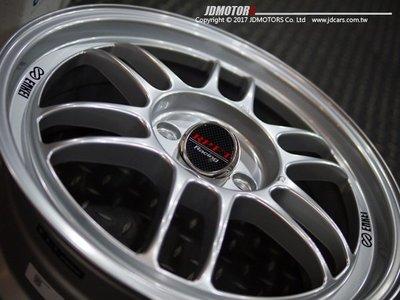 JD-MOTORS日本製 ENKEI  Racing系列 RPF1 15吋 16吋 17吋 18吋 19吋 輕量化 輪圈