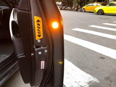 新店【阿勇的店】ALTIS CAMRY WISH RAV4 SIENTA PRIUS 車美仕正廠件 車門警示燈 防撞燈