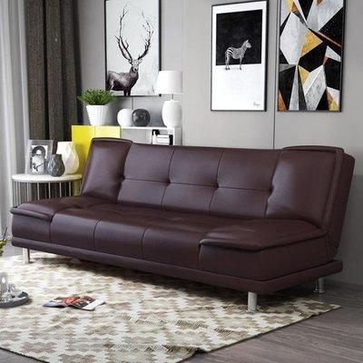 現貨!簡約現代沙發床可摺疊客廳小戶型三人位沙發多功能坐臥兩用1.8米ATF 知木屋新品 正韓 折扣