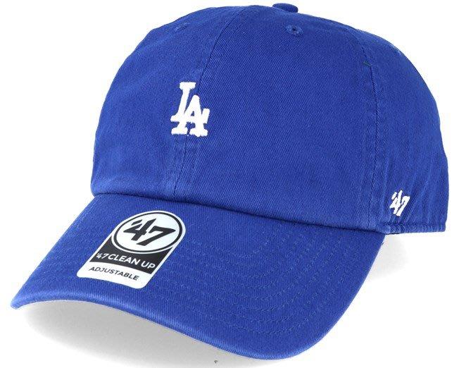 【YZY台灣】47 BRAND LOS ANGELES DODGERS 道奇 老帽 老爺帽 LOGO ABATE 藍色