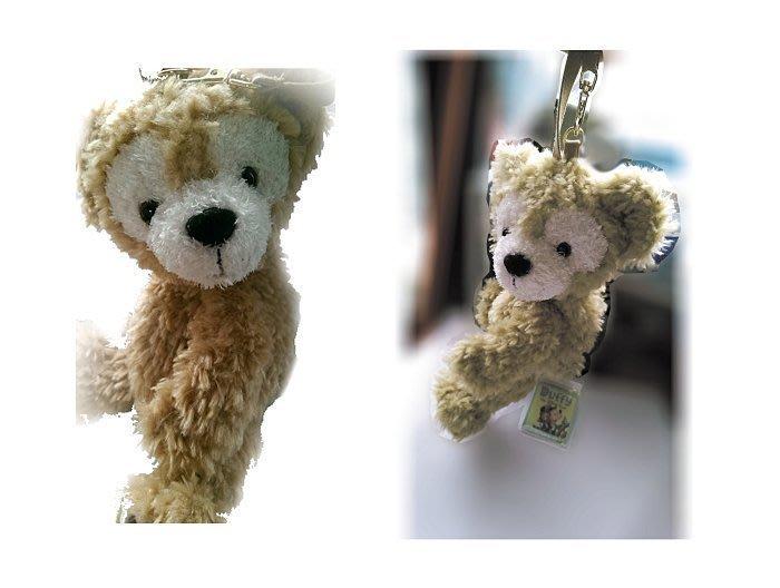 【三元】日本迪士尼 園區直購 Duffy ShellieMay 達菲熊側臉吊飾