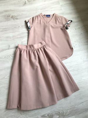 Burberry 藍標衣+裙、新