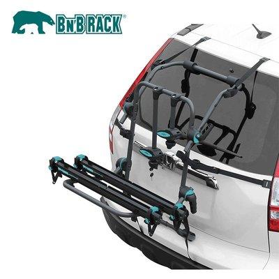 【露營趣】新店桃園 BEARACK 熊牌 BC-6315-2S 鋁合金滑槽式活動攜車架 腳踏車架 ARTC合法認證