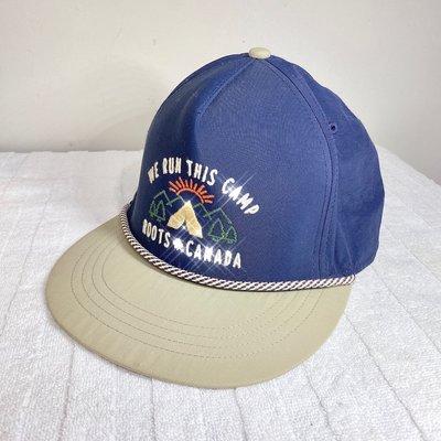ROOTS KIDS 露營系列棒球帽
