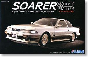 富士美 1/24 拼裝車模 Toyata Soara 3000GT 21 1988 03861