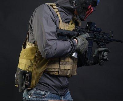 【電筒小鋪】Tactical_Geek Cache L1 多功能戰術休閒單肩袋包/迷彩系列