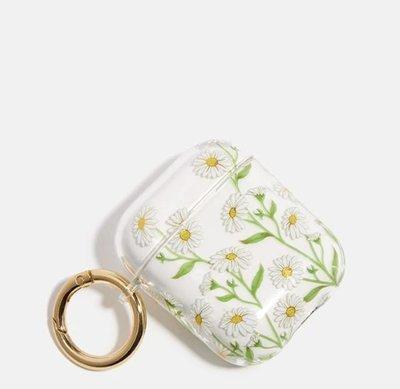 [SECOND LOOK]Skinnydip 小雛菊花園 Airpods 1/2 環釦 保護殼