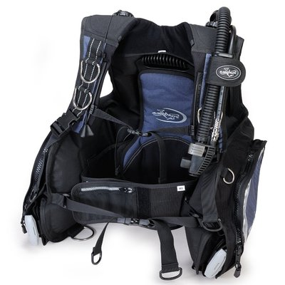 展示品特價出清---台灣潛水---SAEKODIVE  9710  夾克式背心(XL)