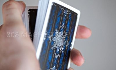 [808 MAGIC]魔術道具 Blue Artifice 詭計藍色軌計V2