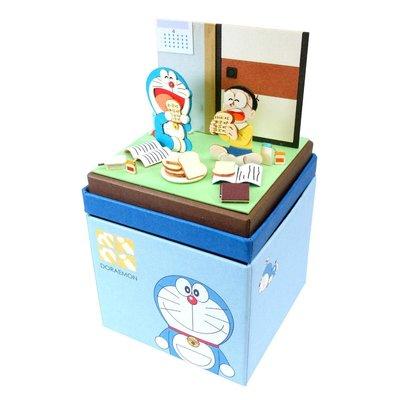 日本正版 Sankei 哆啦A夢 mini 紙模型 需自行組裝 MP08-06 日本代購
