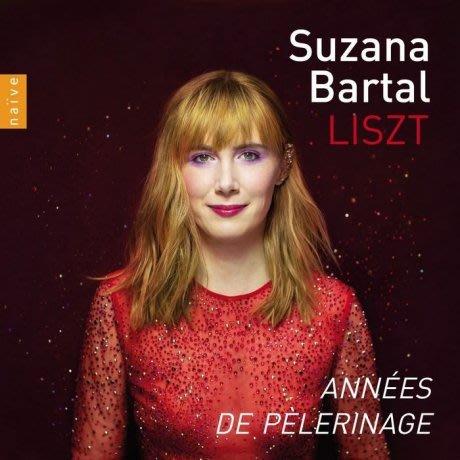 李斯特 巡禮之年 Liszt : Annees de pelerinage / 蘇珊娜芭塔爾(3CD)---V7082