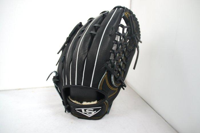 《星野球》Louisville Slugger EZ系列棒壘球手套 U網檔 黑色 2300免運  即戰力