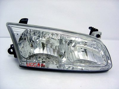 【UCC車趴】TOYOTA 豐田 GOA CAMRY 00-01 原廠型 晶鑽大燈 (TYC製) 一組3400