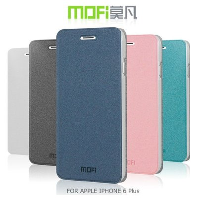 *PHONE寶*MOFI 莫凡 MOFI APPLE IPHONE 6 Plus 5.5吋 睿系列側翻皮套 保護套
