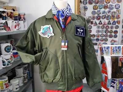 嘎嘎屋 台灣製 空軍 飛行 夾克 防火 材質 美式 JU-36P 飛行夾克
