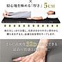 重視睡眠~日本亞馬遜推薦~GOKUMIN床墊5公分厚抗菌防臭~省錢一族超適合~面交看貨