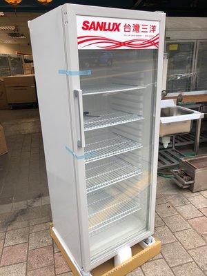 *大銓冷凍餐飲設備*【新】三洋300L...