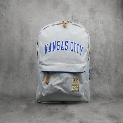 全台獨家 Herschel x MLB 聯名 Heritage 後背包 Kansas City Royals 皇家