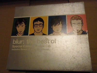 Blur 布勒合唱團 -- Best of Blur Special Edition 精選輯特別版 2CD