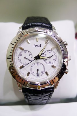 💎大眾鐘錶珠寶名店💎伯爵 PIAGET Gouverneur Chrono系列腕錶[實體店面,安心選購]