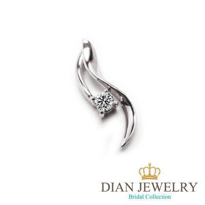 【黛恩&聖蘿蘭珠寶】點開看更多款式 20分鑽石項鍊 專售GIA3EX八心八箭完美車工鑽石婚戒對戒婚禮珠寶飾品戒指耳環手鏈